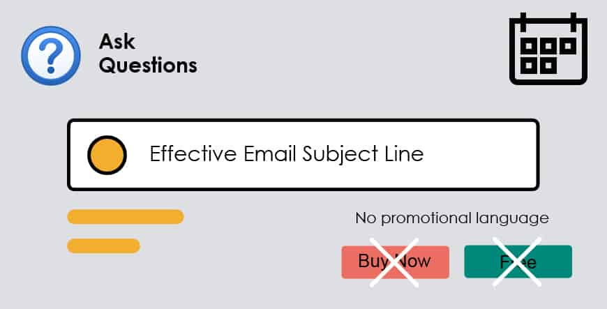 How to Write an Effective Email Subject Line